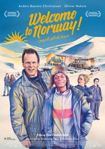 poster welcome to norway