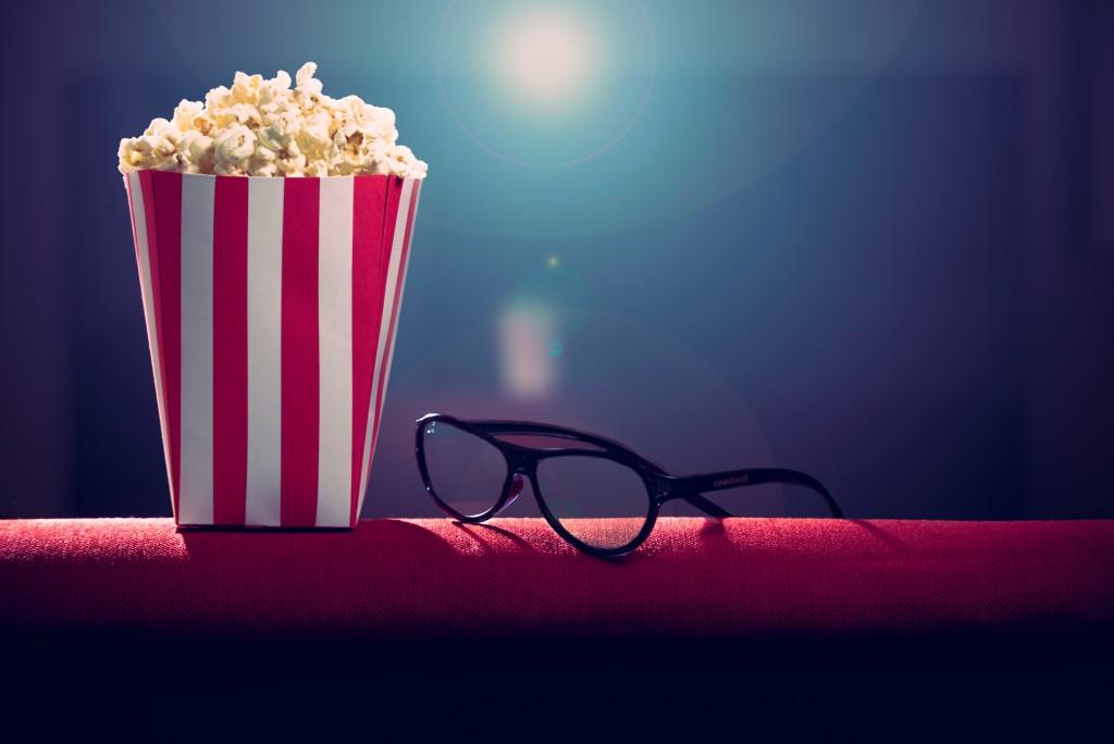 Lounge-Kino & Popcorn